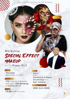 Workshop Special Effect Makeup